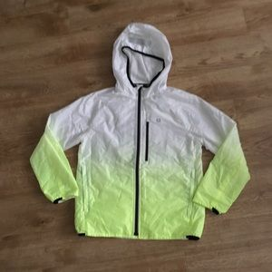 Kids GAPfit Ombré running jacket